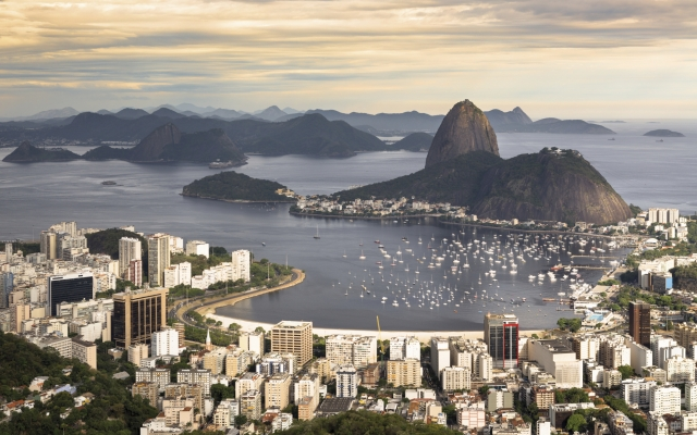 Magisch! Rio de Janeiro mit dem Zuckerhut