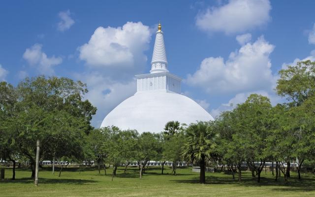 Mirisavatiya-Dagoba Stupa, Anuradhapura