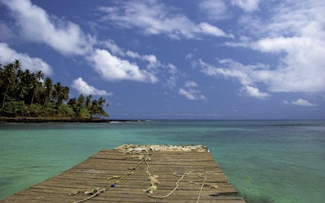 Paradiesisches Sáo Tomé