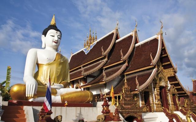 Wat Monthian in Chiang Mai