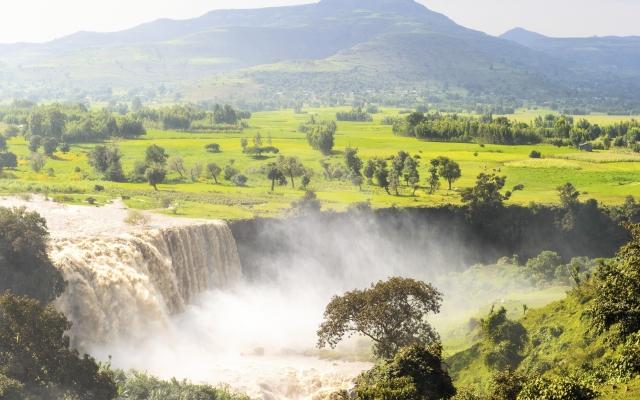Wasserfälle bei Bahar Dar
