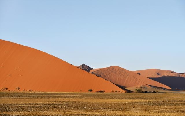 Hohe Dünen, Namib Wüste