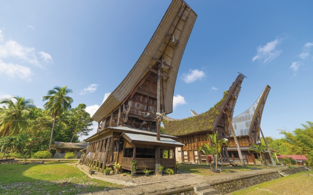 Einzigartiges Toraja-Land