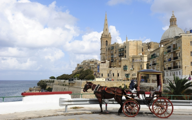 In Valletta