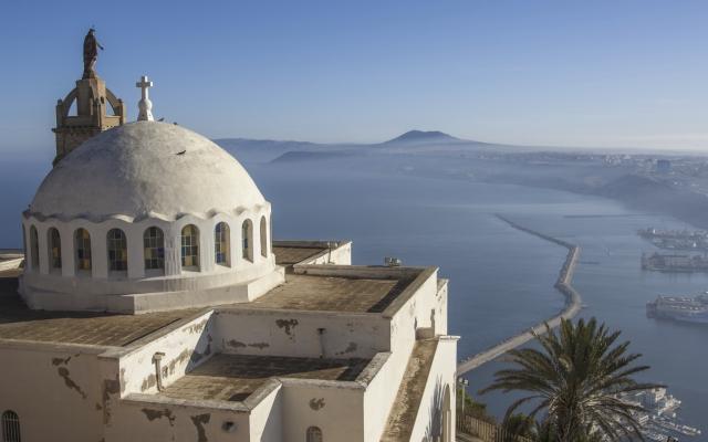 Kathedrale Notre Dame d'Afrique, Algier