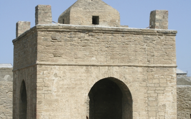 Tempel der Feueranbeter, Aserbaidschan