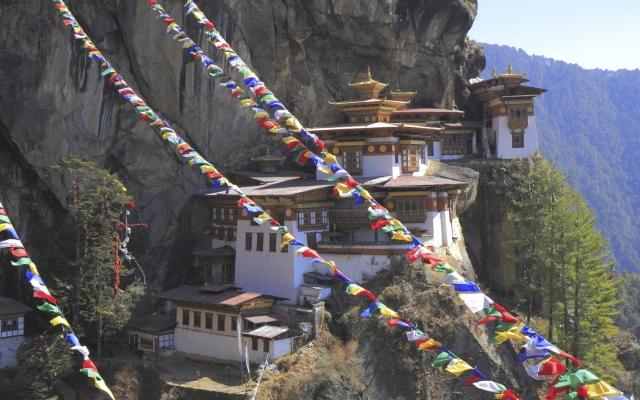 Taktsang-Kloster, Tigernest