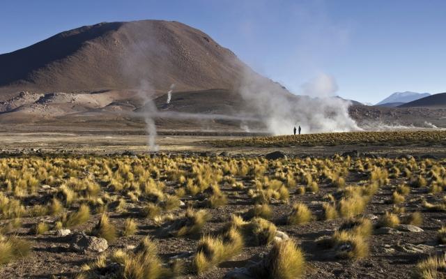 Geysirfeld El Tatio, Atacama-Wüste