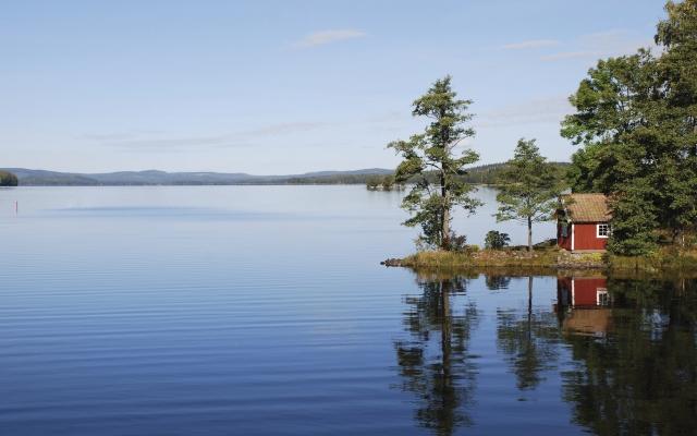 Schwedens unberührte Landschaften