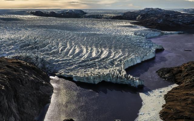 Inlandeis bei Kangerlussuaq