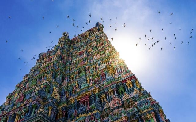 Meenakshi-Tempel, Madurai