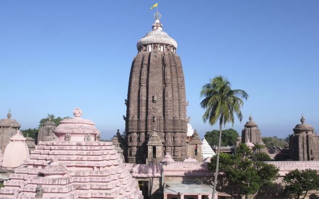 Jaganath-Tempel, Puri
