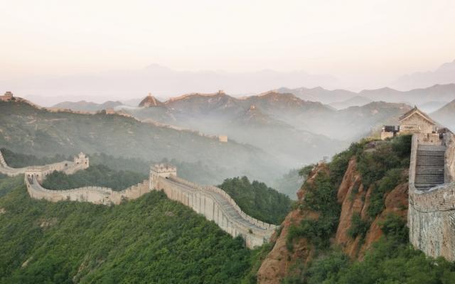 Ausflug zur Großen Mauer