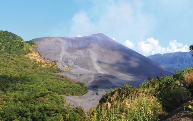 Vulkanlandschaft auf Tanna, Vanuatu