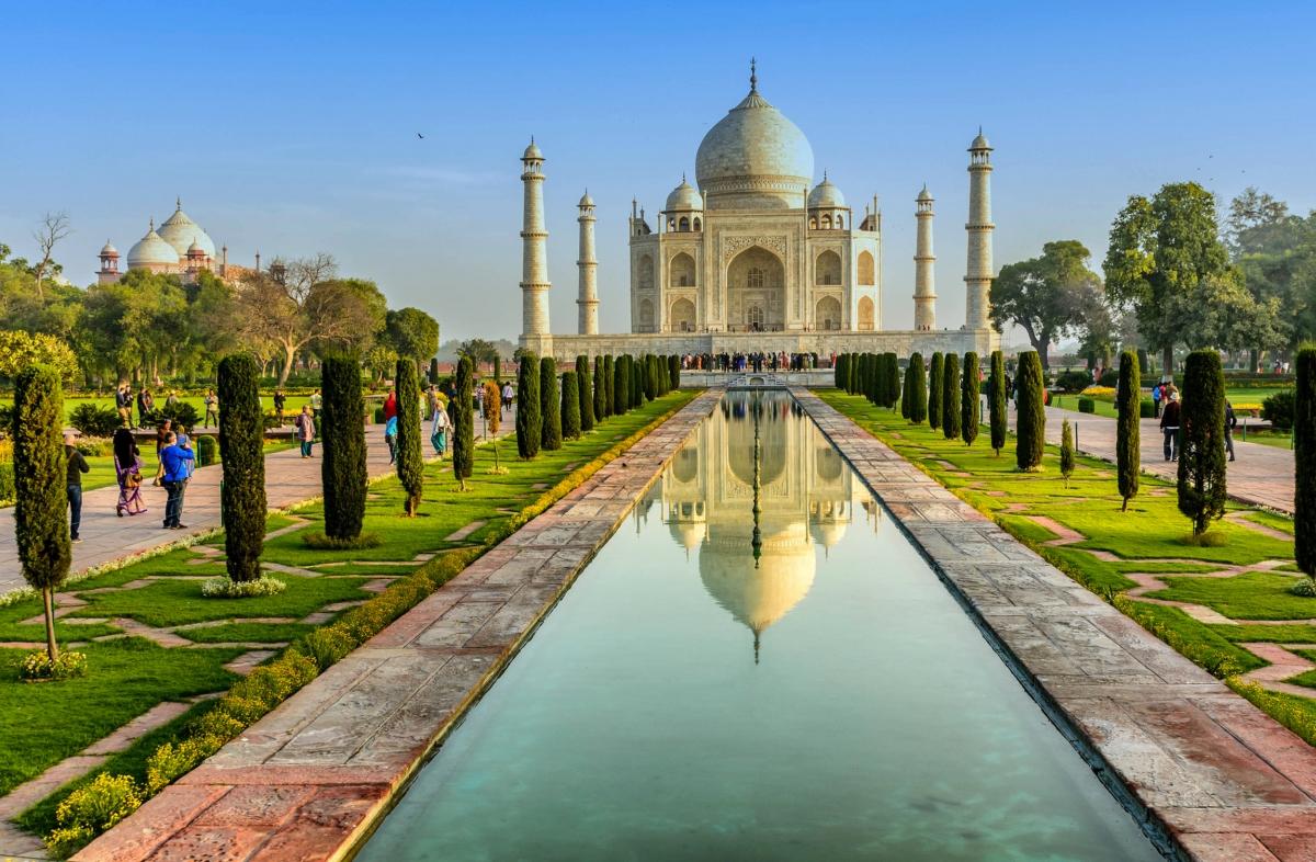 Indien kennenlernen