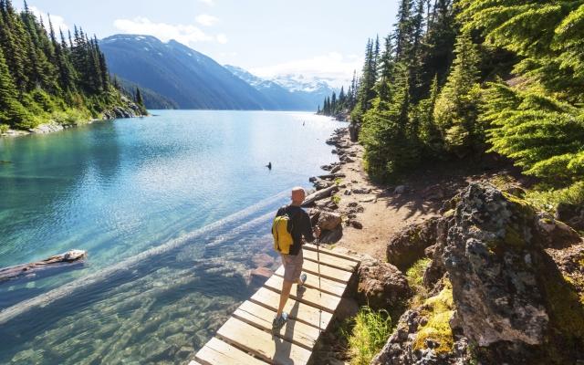 Wanderparadies Westkanada