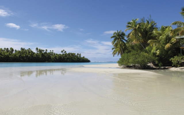 One-Foot-Island, Aitutaki