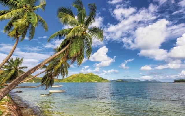 Insel Praslin, Seychelles
