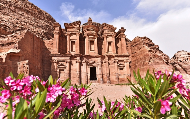Ad Deir in Petra